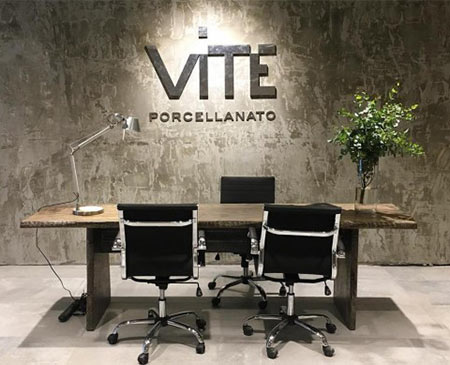 Showroom Vite
